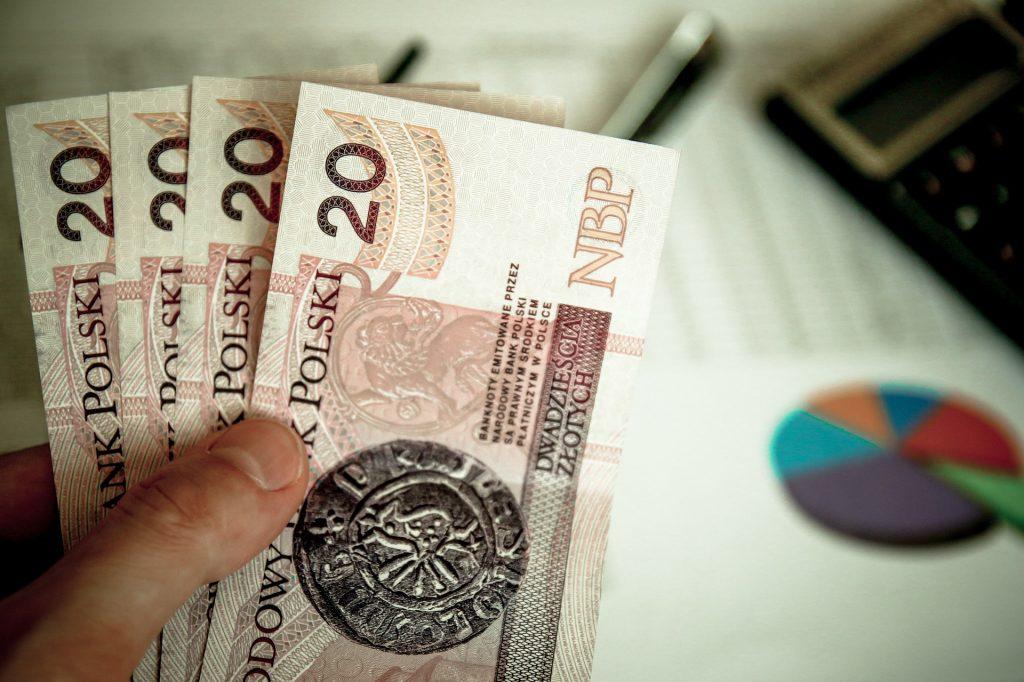 Pieniądze oszczędzone w Autorii